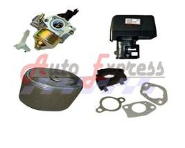 Honda GX200 6.5HP Carburetor Air Filter Box Gasket Set Honda 6.5 HP Gas ... - $30.95