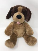"Build A Bear Workshop Brown/Tan Cute Caramel Pup Plush Stuffed Animal 14"" - $11.99"