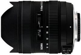 Sigma 8-16MM F4.5-5.6 Dc Hsm For Sigma - $779.21
