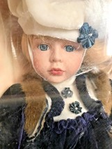 Tiffany Collection Fine Genuine Porcelain Doll Tiffany Pacini Limited Ed... - $39.59