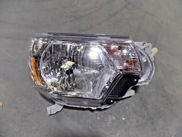 Oem Head Light Headlight Lamp Headlamp Toyota Tacoma 12-15 Rh Chip Mount - $74.25