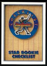 1991 Upper Deck Baseball #1-99 - $0.99