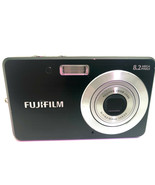 Fujifilm FinePix J Series J10 8.2MP Digital Camera - Black - $21.77