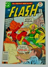 The Flash 249 DC Comics 1977 - Fastest Man Alive - Bronze Age - $14.95
