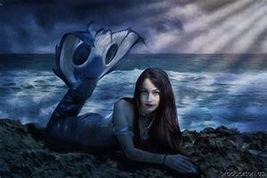 Mermaid Atlantis Rare Power Sex Wishes Dreams Visions Power Travel Desires Wish - $47.77