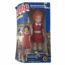 """Vintage World Of Annie Little Orphan Doll 1982 Knickerbocker 5"""" Original Box - $20.26"""