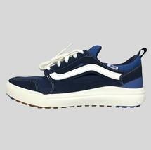 New Vans UltraRange 3D Size 8 Men's Federal Blue / White Hybrid Skate Shoe - $57.99