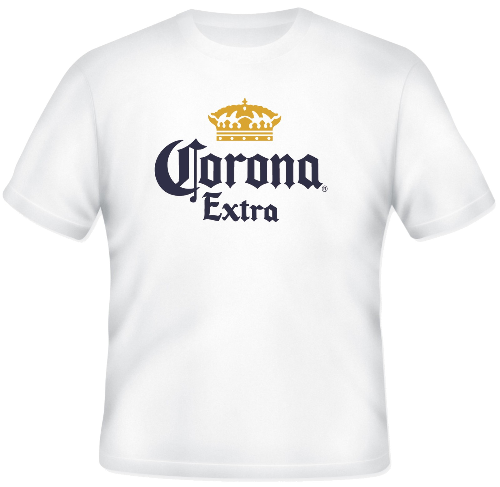 Corona Beer Logo Beer T Shirt Choose Your Size S M L XL 2XL 3XL 4XL 5XL