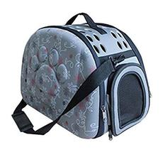 Pet Carry Bag Travel Handbags Tote Soft-Sided Carriers For Dog Or Cat(Gr... - £30.55 GBP
