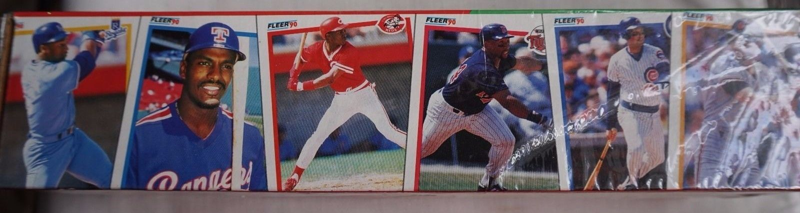 Fleer 1990 10th Anniversary Edition Factory Sealed Baseball Cards