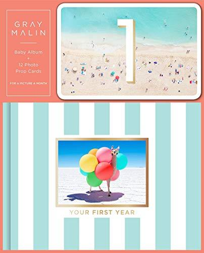 Primary image for Gray Malin: Baby Book and Photo Prop Cards [Misc. Supplies] Malin, Gray