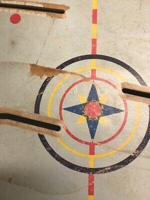 Vintage NHL Superior Action Hockey Table Game Toy Cohn Blackhawks Rangers image 10