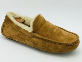 UGG Australia Men's Ascot Slipper Chestnut Suede Size 10 - $49.49