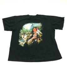 VINTAGE Pocahontas Princess Shirt Size Extra Large Southwestern Native A... - $18.83