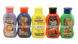 MZB ACCESSORIES* (1) 2 oz Travel Size BODY WASH For Kids *YOU CHOOSE* Ne... - $2.68