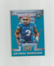Antonio Morrison (Florida) 2016 Panini Blue Prizm Collegiate Draft Rookie #210 - $2.99