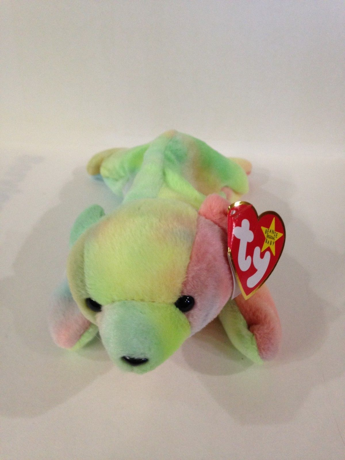 8182fe02434 1998 Ty Beanie Baby Sammy The Bear Rare and 50 similar items. S l1600