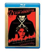 V for Vendetta [Blu-ray] (2005)  - $2.95