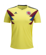 Colombia customize home Soccer Jersey World Cup for 2018 new football sh... - $28.98