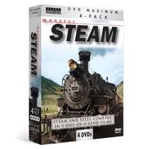 Monster Steam (4-pack) [DVD] [2010] - $33.60