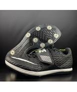 Nike HJ Elite High Jump Track & Field Shoes Black 806561-017 Men's Size ... - $79.19