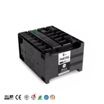 Compatible Ink Cartridge for T7441 T7431 7441XL fit WorkForce Pro - $34.57