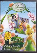 "DISNEY FAIRIES ""TINKERBELL"" Bicycle Playing Cards, 11.05.10, Brand New - €5,04 EUR"