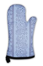 Oven Mitt, With Stripes - $24.50+