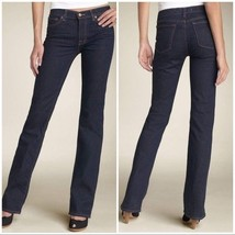 J Brand Jeans Straight Leg Jeans  Dark Wash Style #805 Size 25 - $27.80