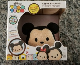 Disney Tsum Tsum Lights And Sounds Mickey Mouse - $8.60