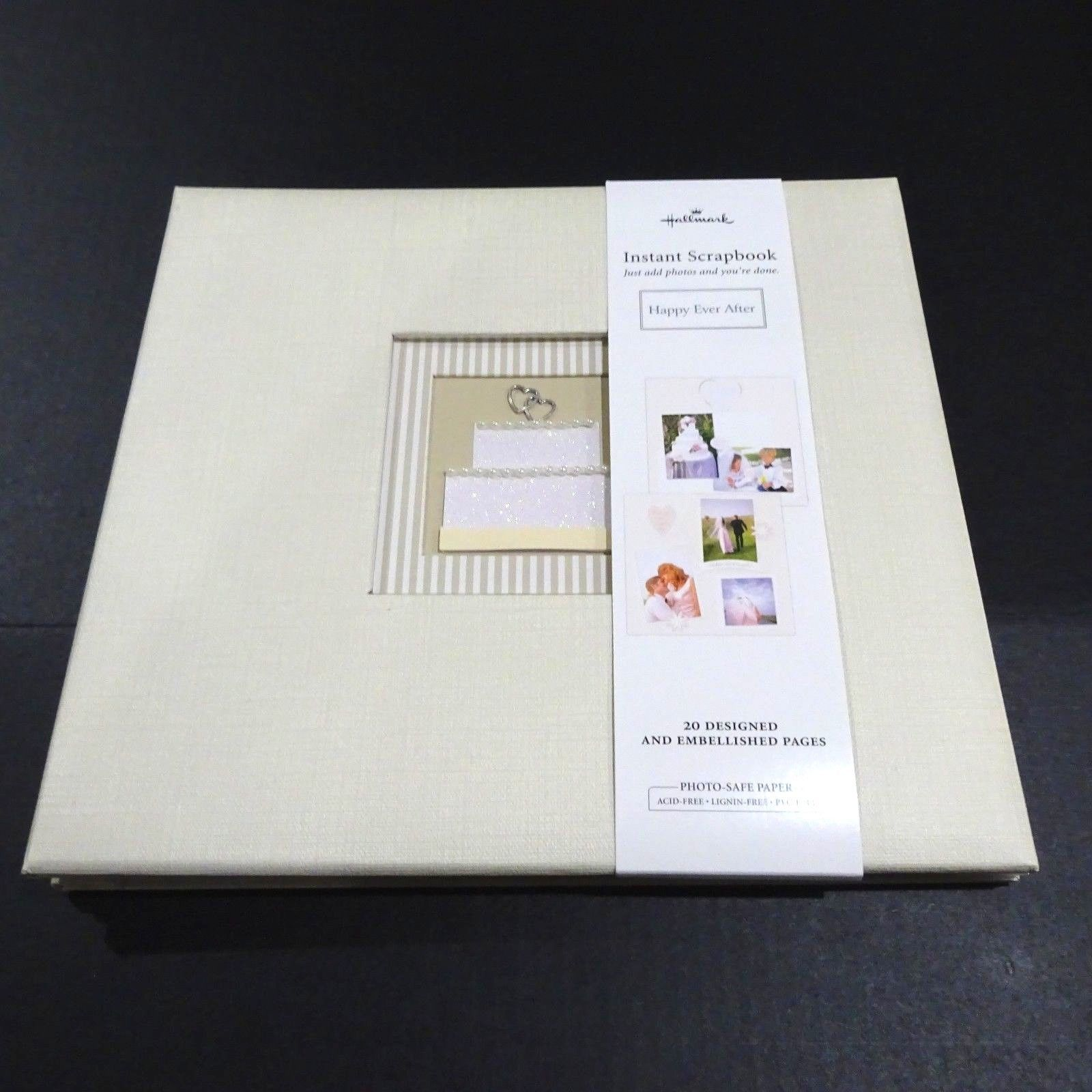 Hallmark Instant Scrapbook Happy Ever After And Similar Items
