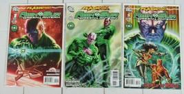 Flashpoint  Abin Sur the Green Lantern miniseries # 1 - 3 DC Comics 2011... - $4.99