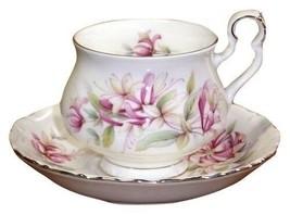 Royal-Albert-Sonnet-Series-Chaucer-Tea Cup and Saucer Set - $49.49