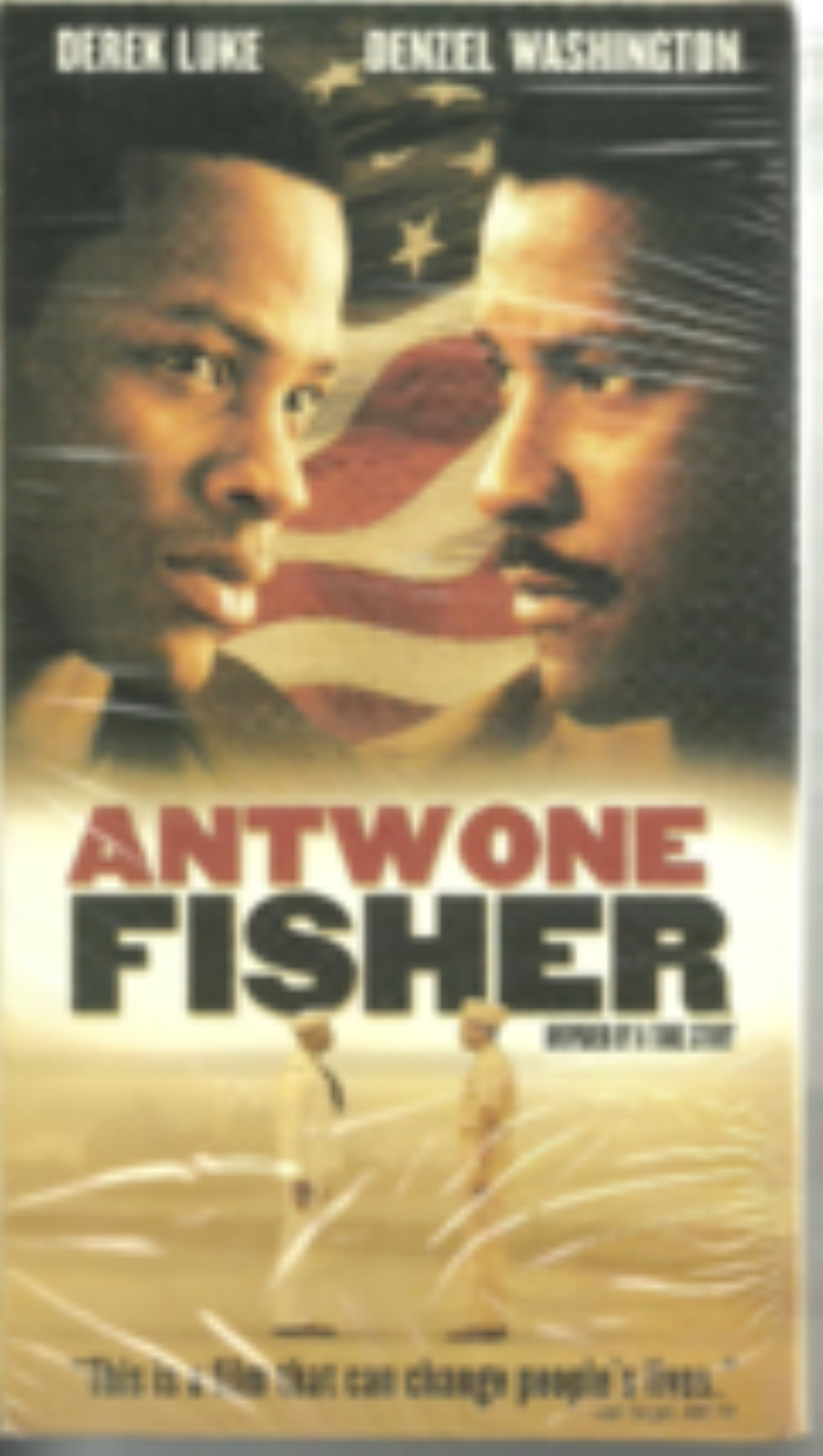 Antwone Fisher Vhs