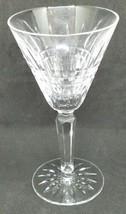 "Waerford Cristal Glenmore 6 1/2 "" Bordeaux Rouge Vin Verre - $24.19"