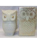 Avon Vintage 1972 Precious Owl Milkglass Decanter with Moonwind Cream Sa... - $8.00