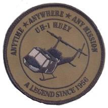 USMC UH-1 Huey Desert Final Patch A legend Since 1956 OD Green - $11.87