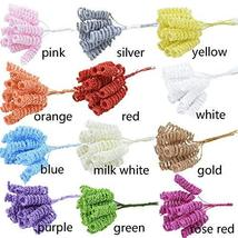 Christmas Wedding Silk Flowers Artificial Plants Multi Color TkClother (... - $19.80