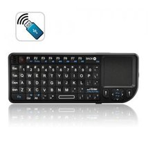 2.4G Wireless Mini Keyboard with Touchpad + Laser Pointer - $40.00