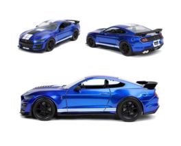 2020 Shelby GT500 (Blue) 1/24 Scale : Jada Bigtime Muscle Series by Jada... - $30.99