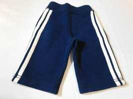 The Children's Place Baby Boy's Active Pants Navy Blue & White 6-9 Months NWT - $13.36