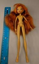 Mattel 2004 Winx Club BLOOM Fashion Doll Nude 4 OOAK - $6.00