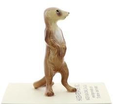 Hagen-Renaker Miniature Ceramic Figurine Meerkat Sentry image 1