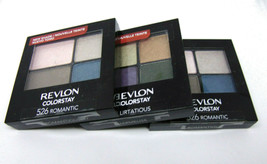 REVLON COLORSTAY 16Hr Eye Shadow 0.16oz./4.8g Choose Shade - $6.95