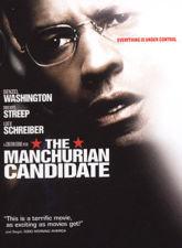 The Manchurian Candidate (2004 DVD) Denzel Washington