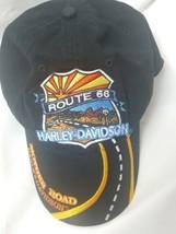 Harley Davidson Hat/Cap Mother Road Route 66 Kingman Arizona  - $30.00