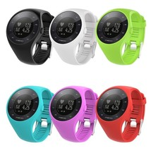 Replacement Silicone Watch Band Wristband Bracelet For Polar M200 GPS Wa... - $20.70