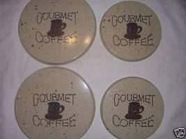 Gourmet coffee burner covers set of 4 - $14.55