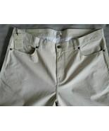 Peter Millar Soft Touch Twill 5-pocket Grey Pants ME0B47 $149 Sz 40 x 34 - $69.99