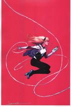 Jerome Opena SIGNED Spiderman Marvel Comic Art Print ~ Spider Gwen - $39.59